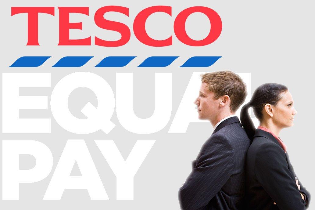 Tesco Equal Pay